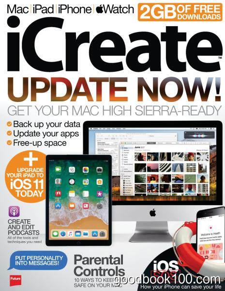 iCreate – Issue 177 2017