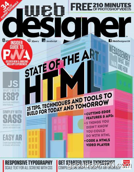 Web Designer – Issue 266 2017