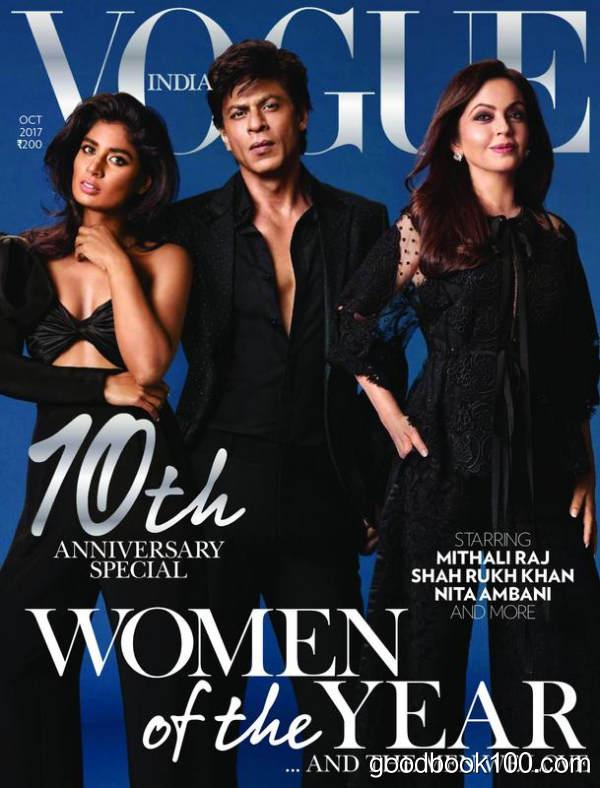 Vogue India – October 2017