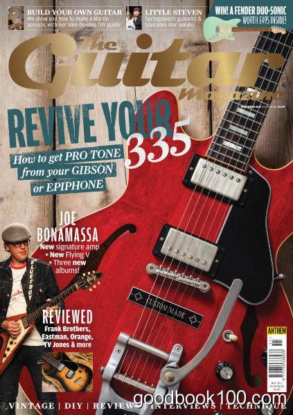 The Guitar Magazine – November 2017