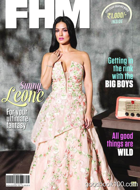 FHM India – October 2017