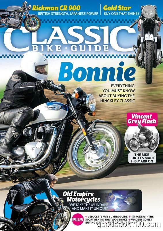 Classic Bike Guide – October 2017
