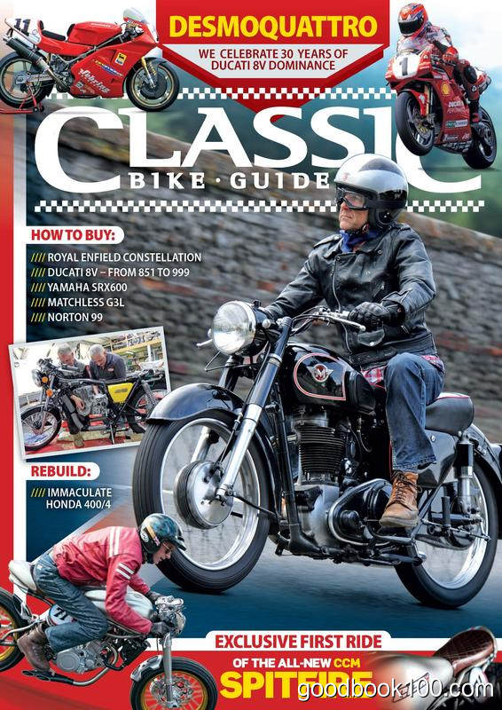 Classic Bike Guide – November 2017