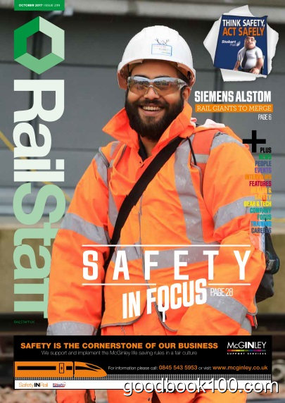 RailStaff – October 2017