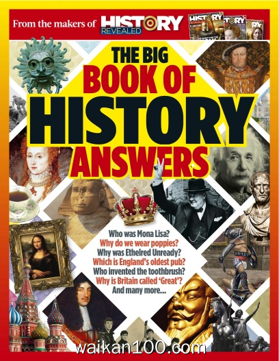 History Revealed The Big Book of History Answers 2020年 [78MB]