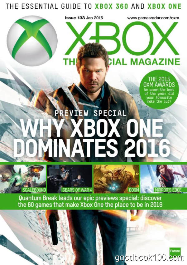Xbox The Official Magazine , Issue 132 – January 2016