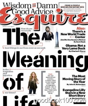 Esquire USA – January – February 2015