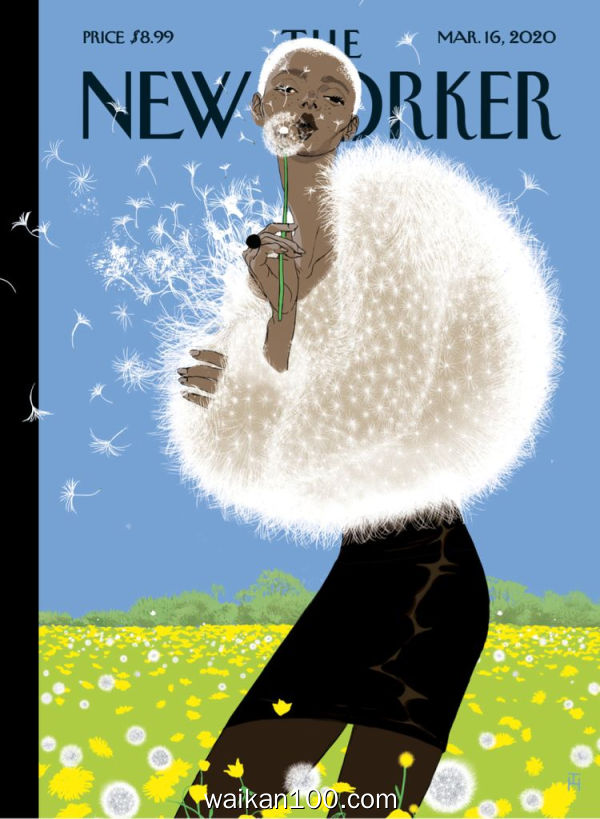 The New Yorker 3月刊 16 2020年 [52MB]