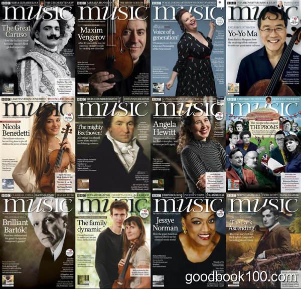 音乐杂志_BBC Music_2020年合集高清PDF杂志电子版百度盘下载 共12本 655MB