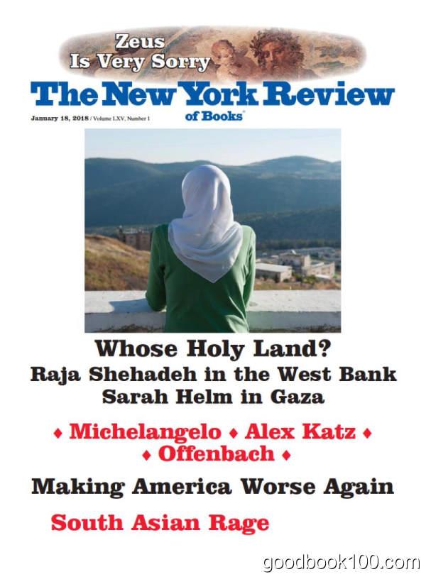纽约书评_The New York Review of Books_2018年合集高清PDF杂志电子版百度盘下载 共20本每半月更新