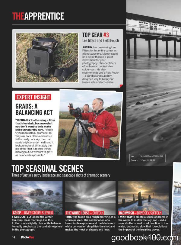 佳能相机杂志_PhotoPlus The Canon Magazine_2019年合集高清PDF杂志电子版百度盘下载 共12本 907MB