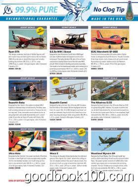 飞机模型杂志_Model Airplane News_2019年合集高清PDF杂志电子版百度盘下载 共12本 425MB