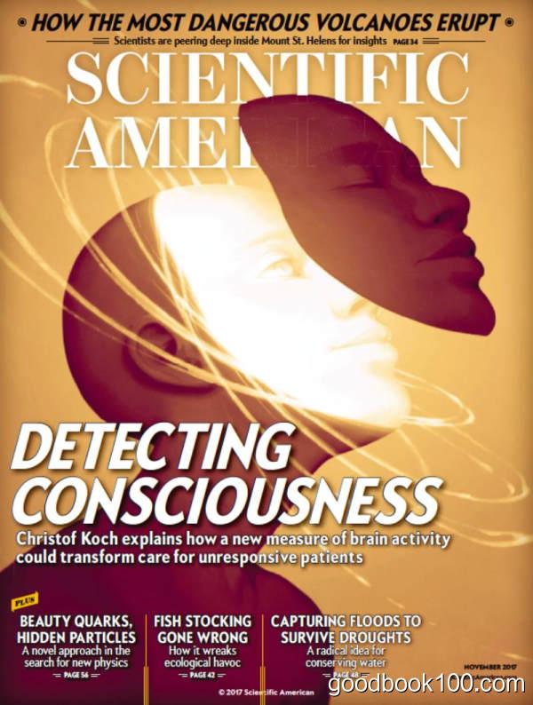 科学美国人_Scientific American_2017年合集高清PDF杂志电子版百度盘下载 共12本