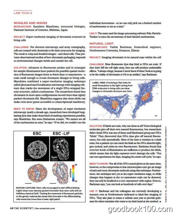 科学家_The Scientist_2018年合集高清PDF杂志电子版百度盘下载 共11本