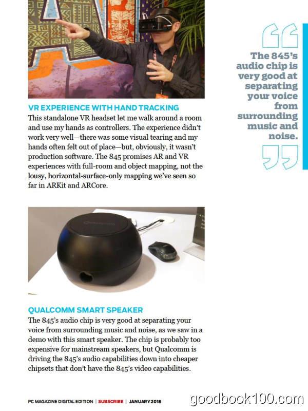 计算机杂志_PC Magazine_2018年合集高清PDF杂志电子版百度盘下载 共12本