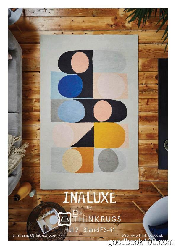 Interiors Monthly_2017年合集高清PDF杂志电子版百度盘下载 共12本