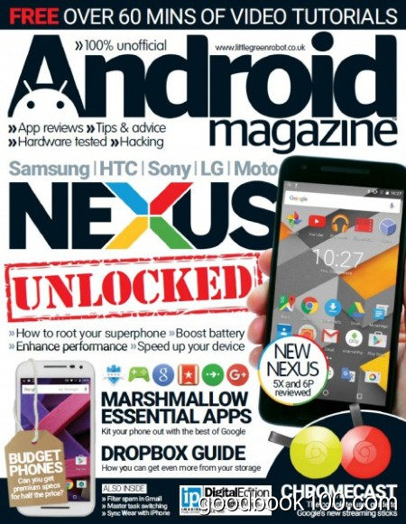 Android Magazine – Issue 58, 2015