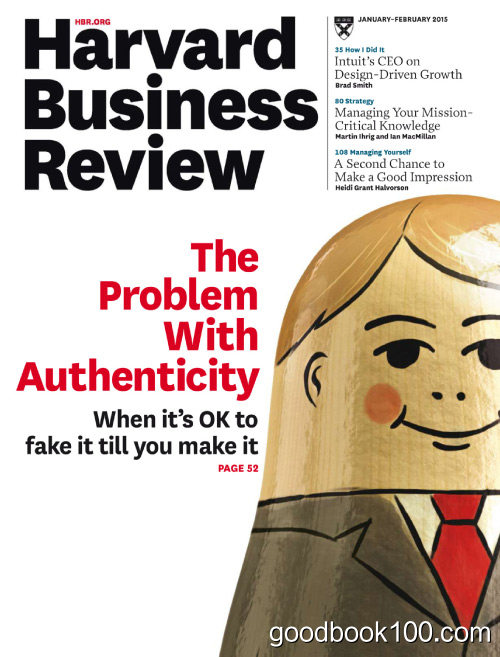 Harvard Business Review – January/February 2015