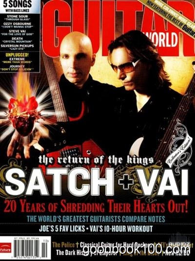 Guitar World – October 2007