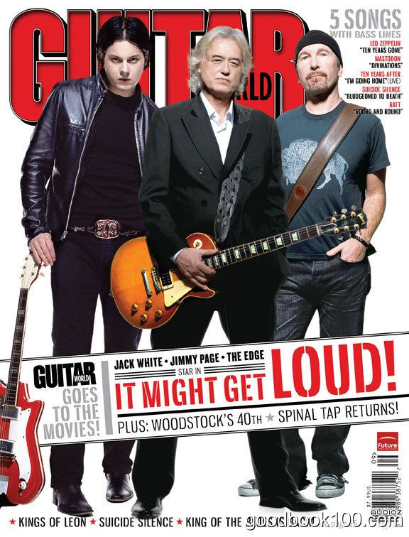 Guitar World – September 2009
