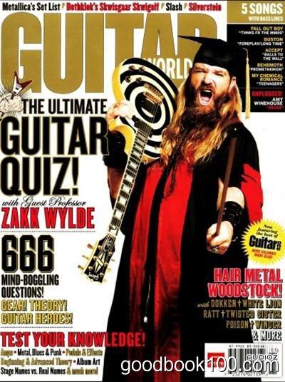 Guitar World – November 2007