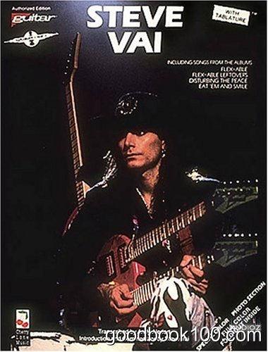 Steve Vai – Authorized Edition for Guitar