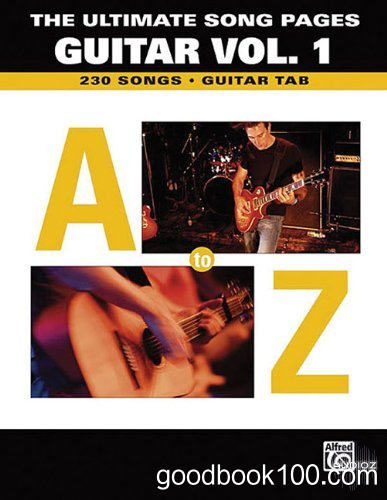 The Ultimate White Pages Guitar Vol. 1 A to Z