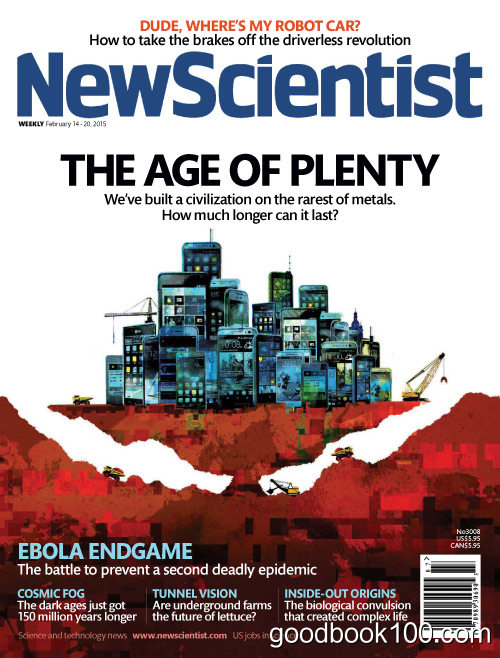 New Scientist – 14 February 2015