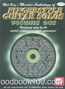 Mel Bay's Master Anthology of Fingerstyle Guitar Solos Vol. 1