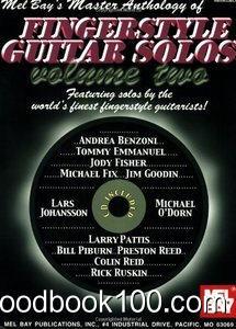 Mel Bay's Master Anthology of Fingerstyle Guitar Solos Vol. 2