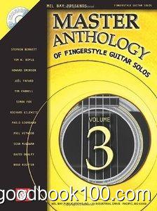 Mel Bay's Master Anthology of Fingerstyle Guitar Solos Vol. 3
