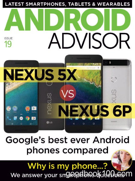 Android Advisor – Issue 19, 2015
