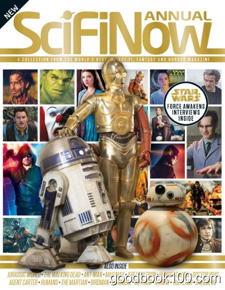 SciFi Now Annual – Volume 2, 2015