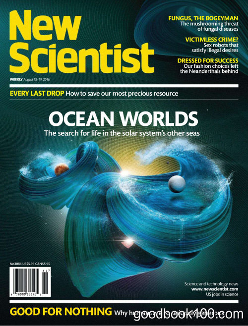 New Scientist – 13 August 2016