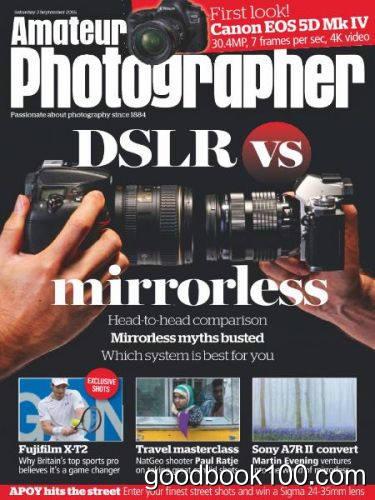 Amateur Photographer – 3 September 2016