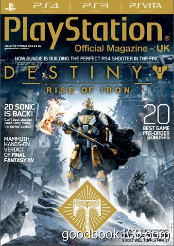 PlayStation Official Magazine – October 2016