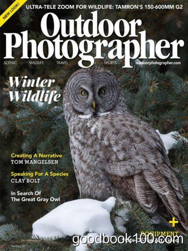 Outdoor Photographer – January/February 2017