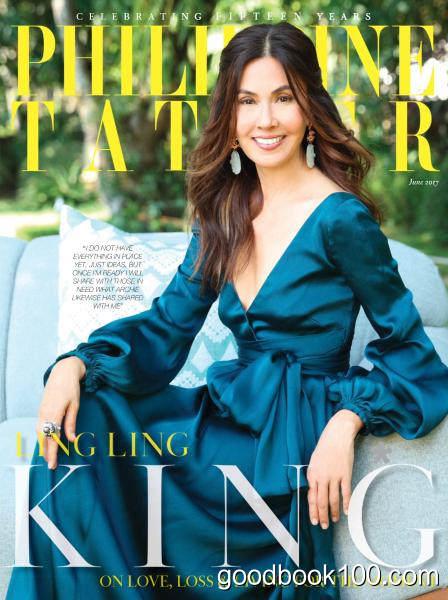 Philippine Tatler – June 2017