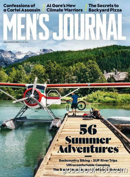 Men's Journal – July-August 2017