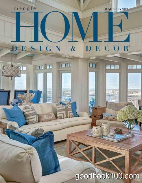 Home Design & Decor Triangle – June-July 2017