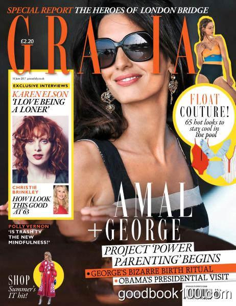 Grazia UK – 19 June 2017