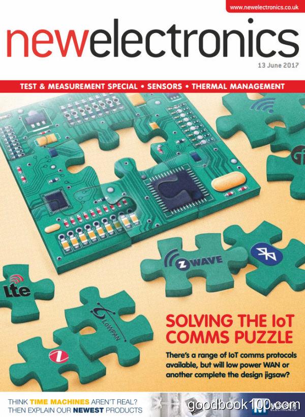 New Electronics – June 13 2017