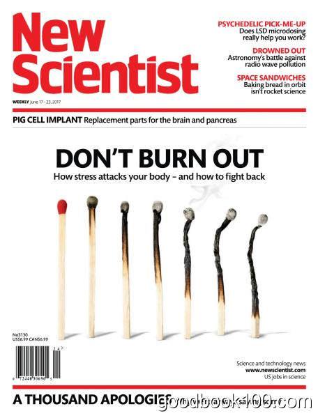 New Scientist – June 17-23, 2017