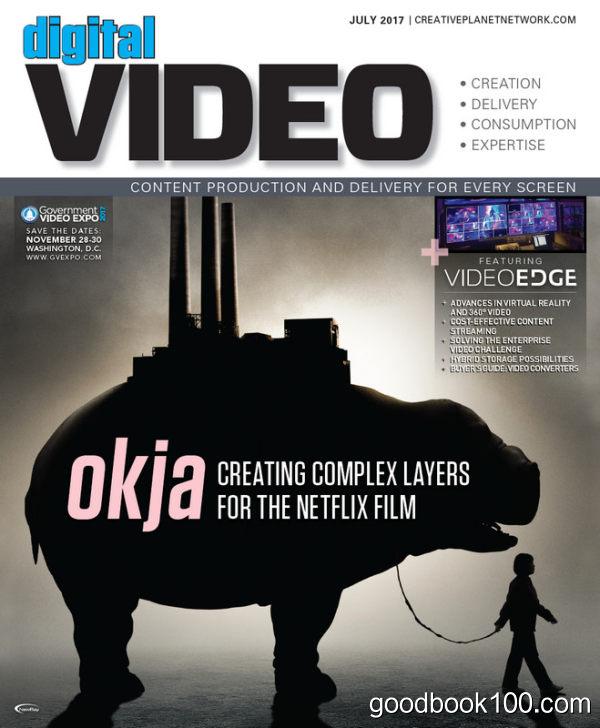 Digital Video – July 2017
