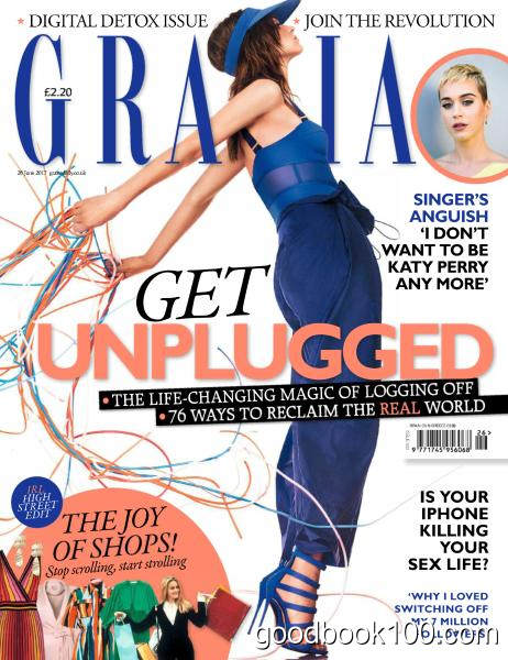 Grazia UK – 26 June 2017
