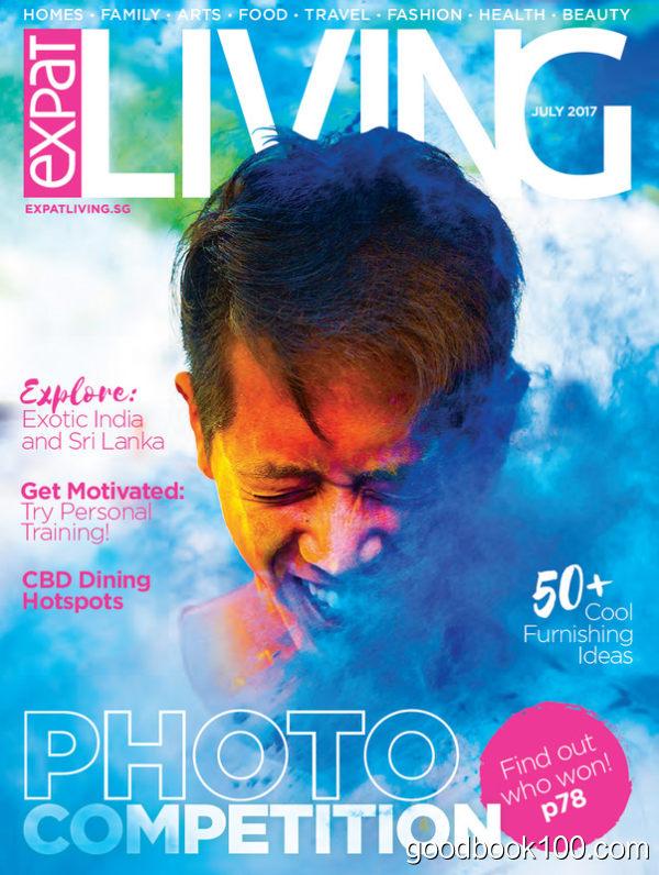 Expat Living Singapore – July 2017