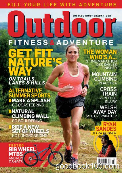 Outdoor Fitness – July-August 2017