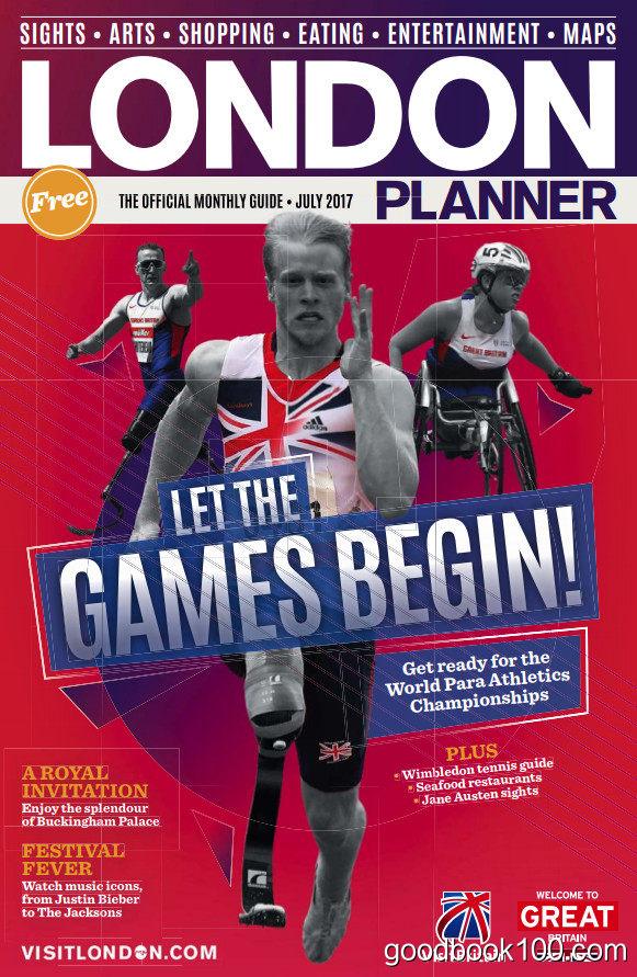 London Planner – July 2017