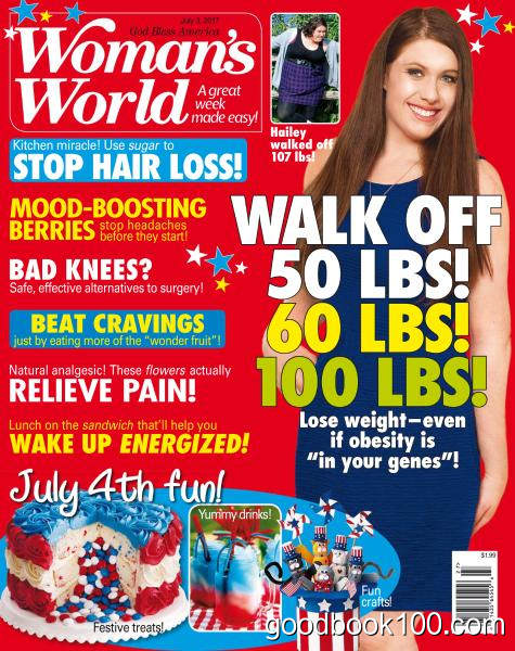 Woman's World USA – July 3, 2017