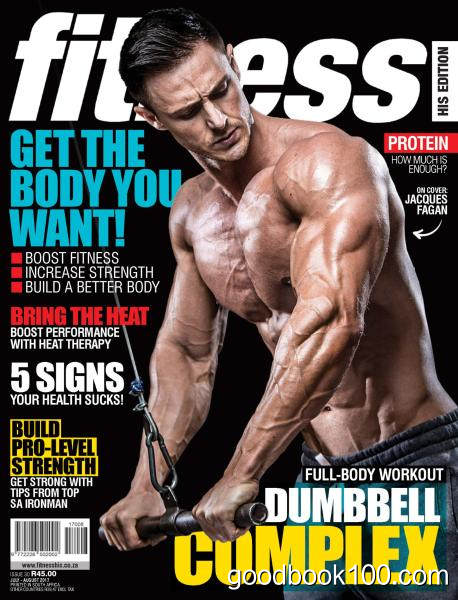 Fitness His Edition – July-August 2017